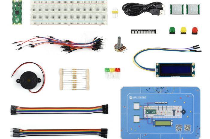 Raspberry-Pi-Pico-Basic-Kit