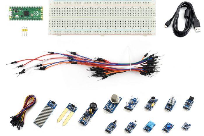 Raspberry-Pi-Pico-Sensor-Kit