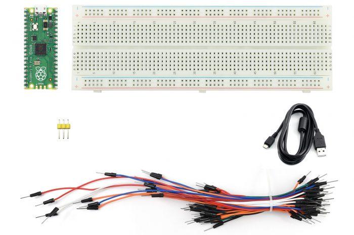 Raspberry-Pi-Pico-Starter-Kit