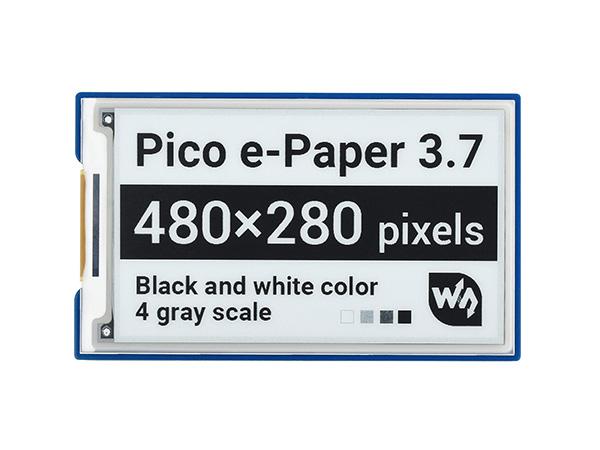 Pico-ePaper-3.7